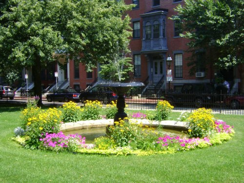 Union Park, South End - Boston