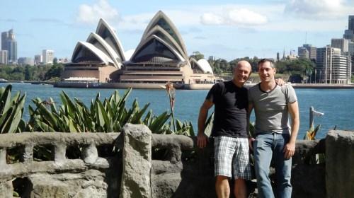 Travel, Sydney
