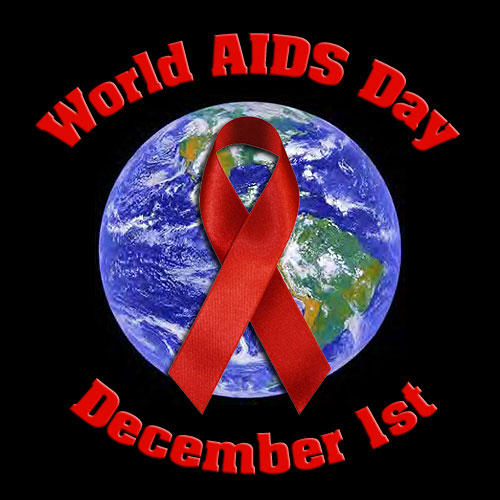 Crazy Eddie's Motie News: HIV news for World AIDS Day