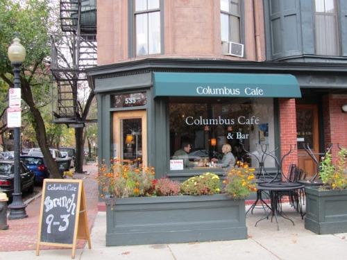 Lime Street Cafe Menu