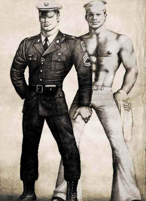 Fleet Week NYC, Tom of Finland