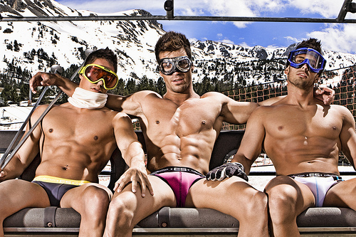 Gay Ski Weekend
