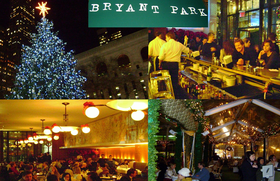 Restaurant Review Bryant Park Grill Bosguy