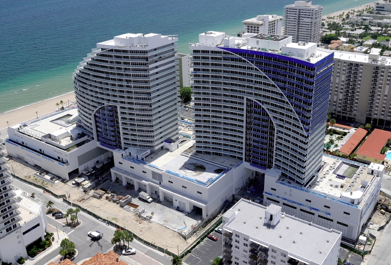 W Hotel Fort Lauderdale 31 Days And Counting Bosguy
