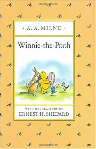 Image result for winnie the pooh book cover