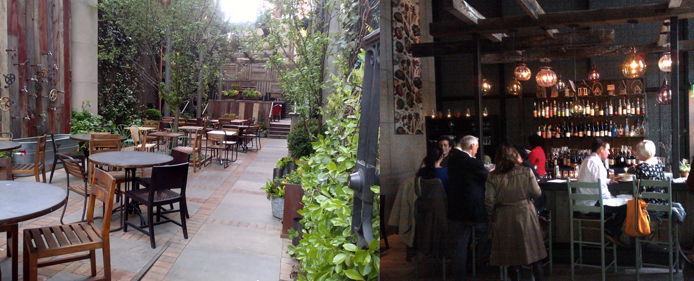on a recent business trip to philadelphia i had dinner at talulas garden a fantastic restaurant in philadelphias washington square that provides a - Talulas Garden