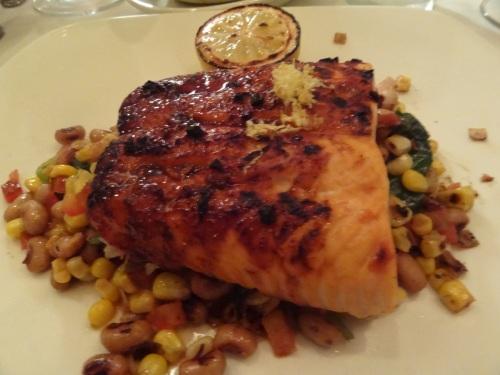 Morton's Salmon