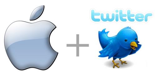 Apple social media