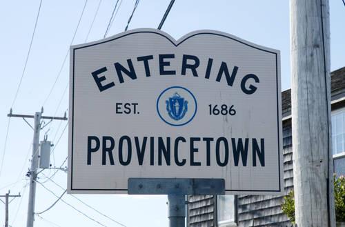 Entering-Provincetown