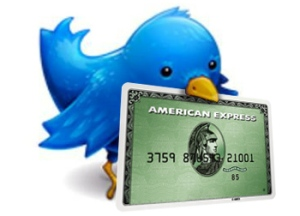 American Express social media