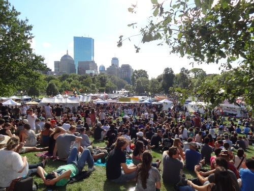 Hempfest Boston
