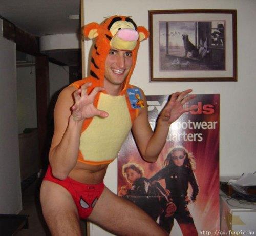 Bad Halloween costume