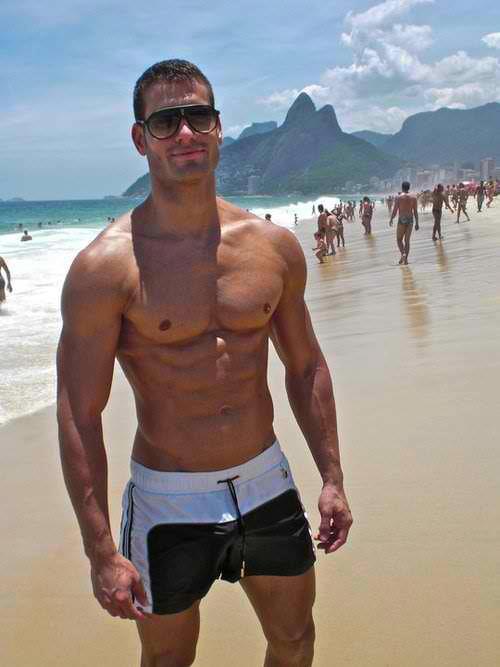 Brasilian Guy