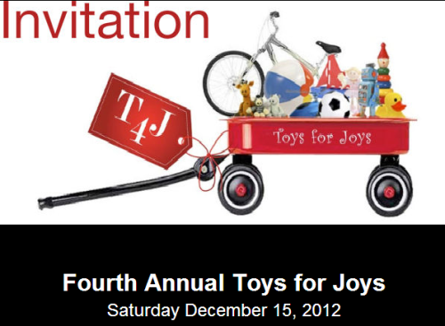 Toys for Joys Boston