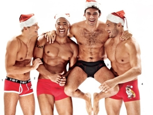 Italian water polo team 2011 Christmas