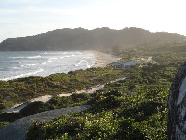 Mole Beach Florianopolis