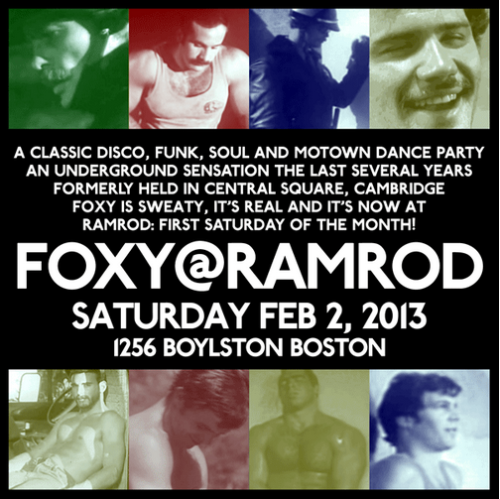 FOXY at Ramrod