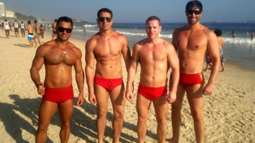 Ipanema Life Guards