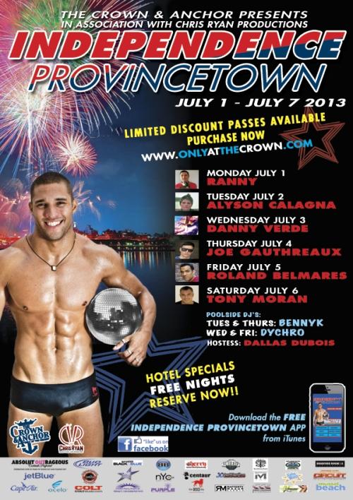 Independence Week Provincetown 2013
