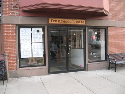 Francescas cafe
