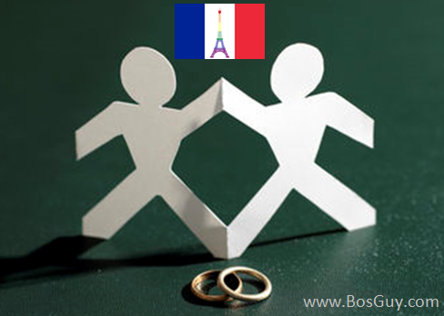 French Marriage Equality