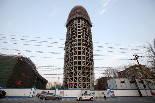 China Penis Building