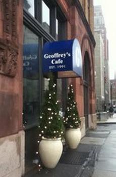 Geoffreys Cafe Boston