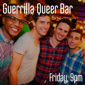 Guerrilla Queer Bar