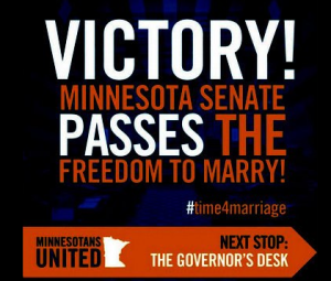 Minnesota Same Sex Marriage