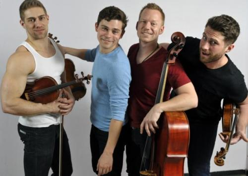 Well Strung will perform at the Art House in Provincetown June 30 - Sept 7