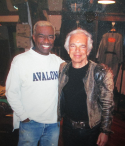 Bobby from Boston with Ralph Lauren
