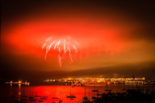 Fireworks-on-Boston-Harbor