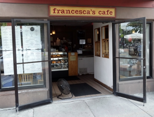 Francescas Cafe South End
