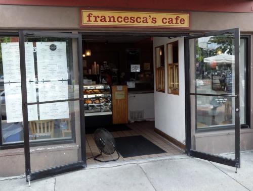 Francescas Cafe South End