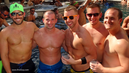 Manhunt Pool Party Men 5