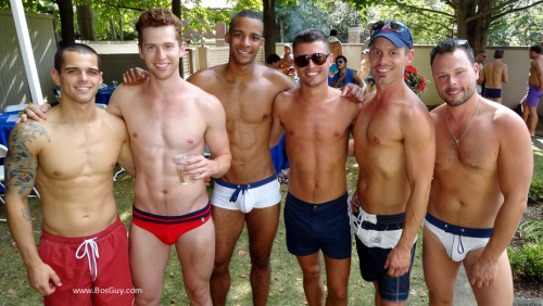 Manhunt Pool Party Men 6