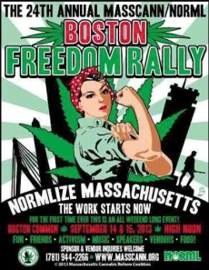 Boston Pot Festival