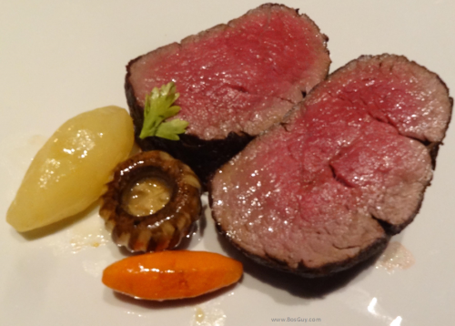 Boston Chops Chateaubriand B