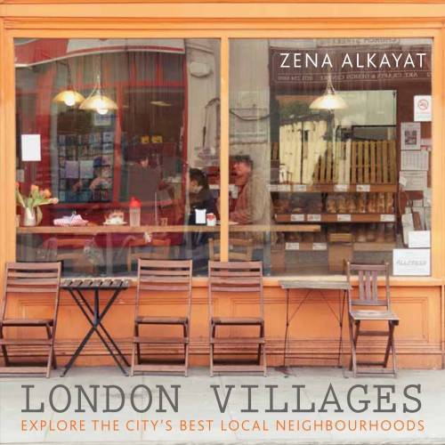 London Villages by Zena Alkayat