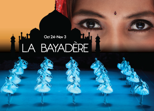 Boston Ballet La Bayadere