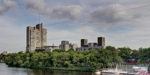 Boston University Talking Towers