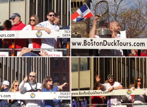 Boston Red Sox Championship Parade