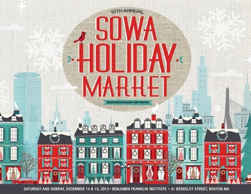 sowa holiday market 2013