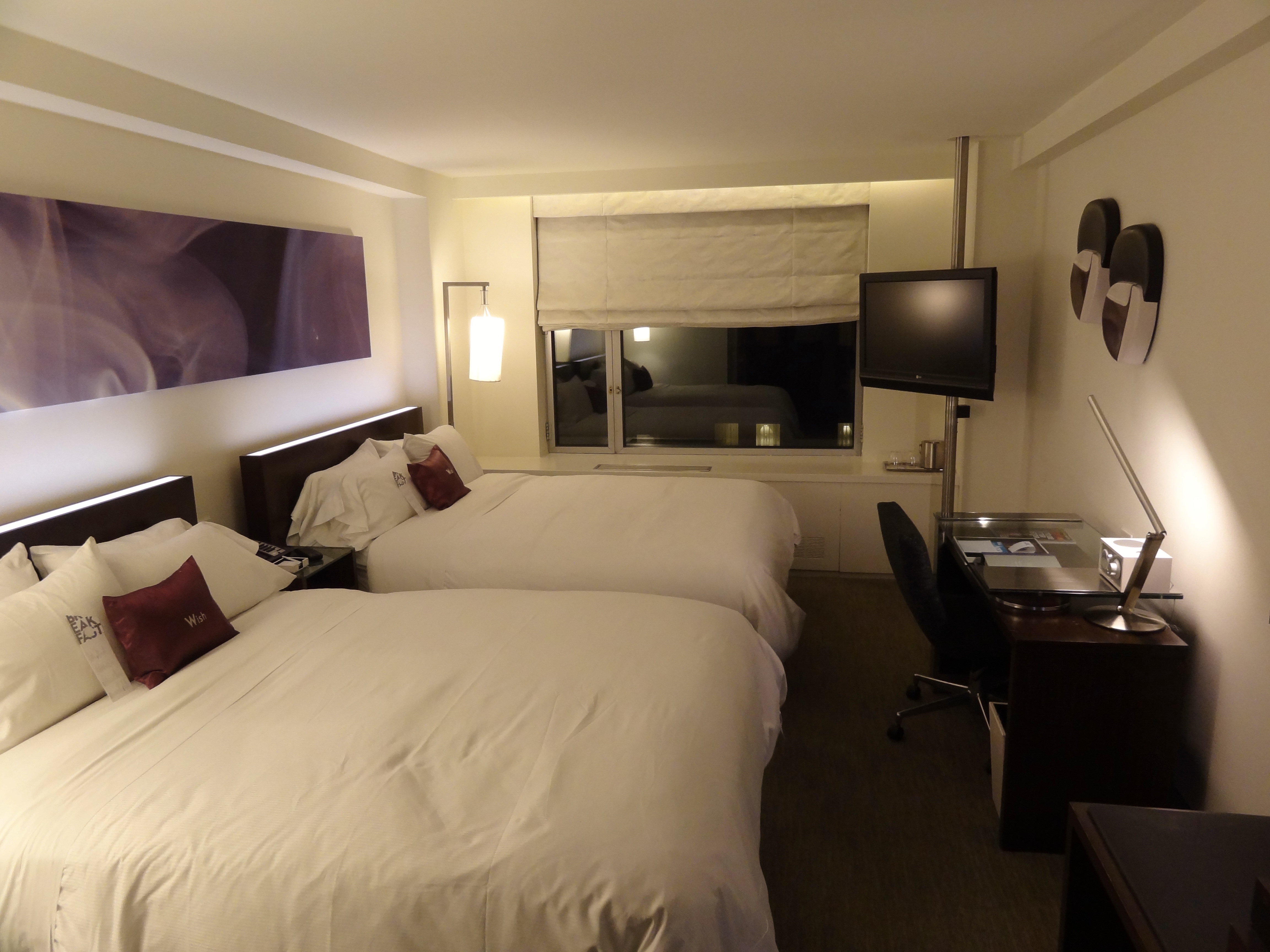 Hotel Review W New York