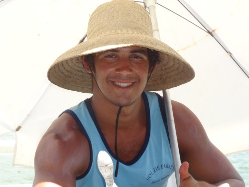 Renan in Paraty Brazil
