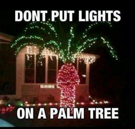 Christmas decorating tip