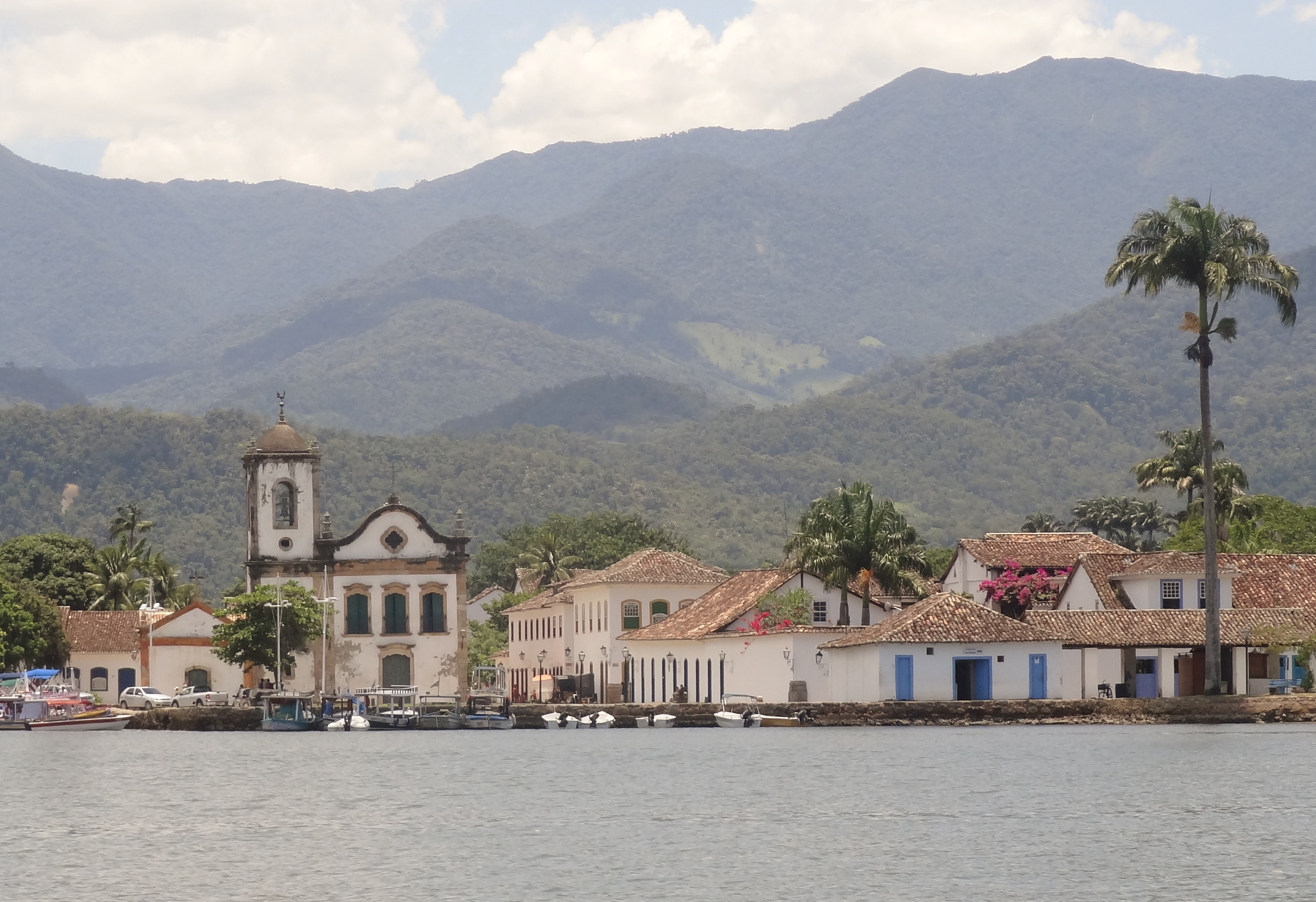 Paraty Brazil  City new picture : Paraty, Brazil is a tiny coastal Brazilian town, approximately 4 hours ...