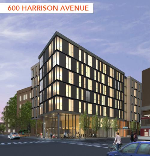 600 Harrison Avenue