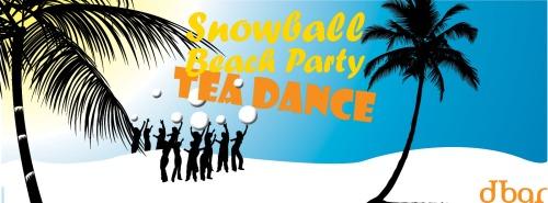 dbar Tea Dance