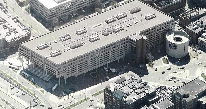 Government Center Garage Redevelopment Bosguy
